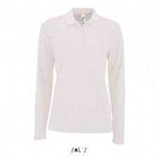 Жіноча сорочка поло з довгим рукавом PERFECT LSL WOMEN 20831