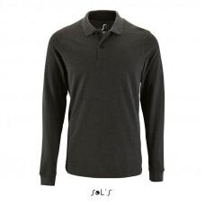 Чоловіча сорочка поло з довгим рукавом PERFECT LSL MEN 20873