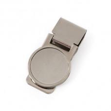 Затиск для купюр металевий 230101