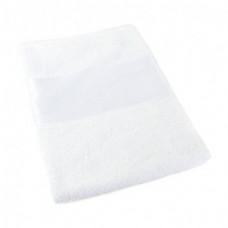 Рушник з білим бордюром