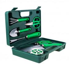 Портативний набір садових інструментів GARDENIA PRO 7в1