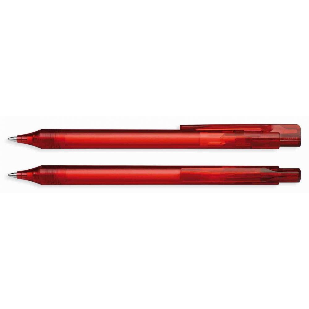 Необыкновенная ручка Schneider Essential из прозрачного, качественного пластика под печать