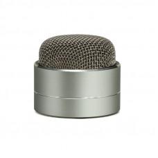 Karaoke, Портативная Bluetooth колонка, 3 Вт, AUX, металлический корпус 703-11