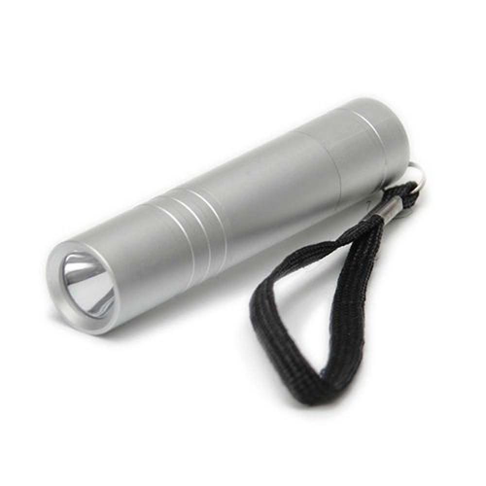 Ліхтарик в алюмінієвому корпусі з LED лампами 905001 під лазерне гравіювання