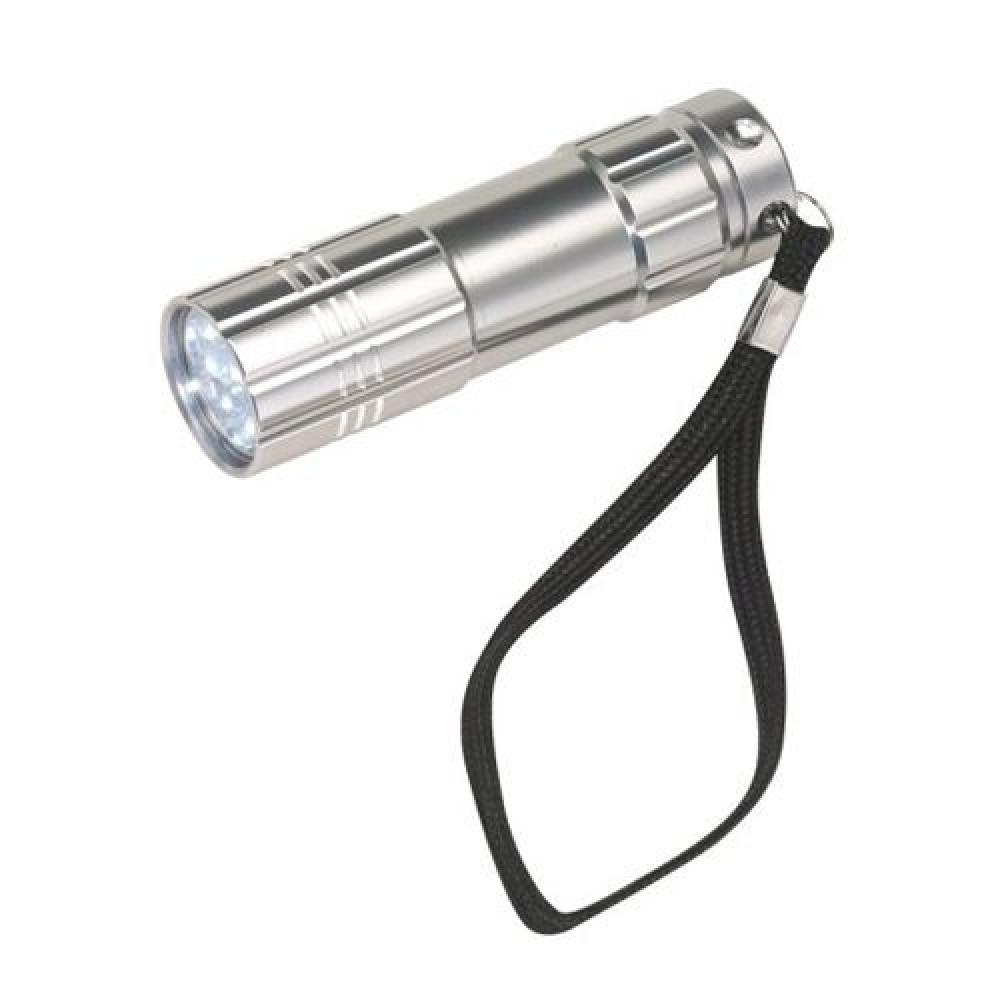 Алюмінієвий ліхтарик POWERFUL з LED діодами, компактний 560699 під лазерне гравіювання