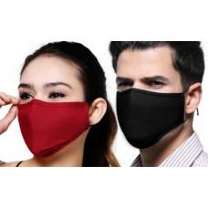 Багаторазова маска з тканини