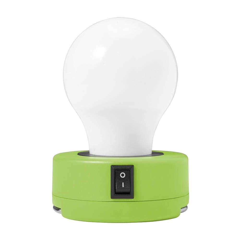 Лампа з універсальним кріпленням на магніті і карабіні, джерело світла LED діоди 957761 під друк