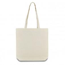 Эко-сумка из хлопка (35х35х7 (дно) см) 210г/кв.м Украинского производства