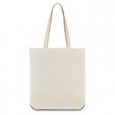 Эко-сумка из хлопка (35х38х7 (дно) см) 210г/кв.м Украинского производства