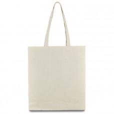 Эко-сумка из хлопка (35x10х42 (дно) см) 210г/кв.м Украинского производства