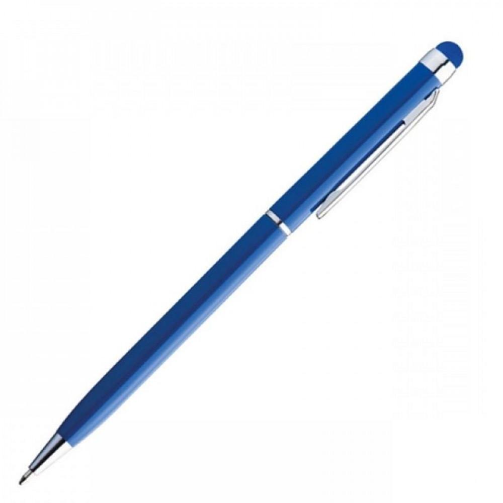 Ручка з назвою 215M, від виробника Bergamo в лакованому, металевому корпусі зі стилусом під гравіювання