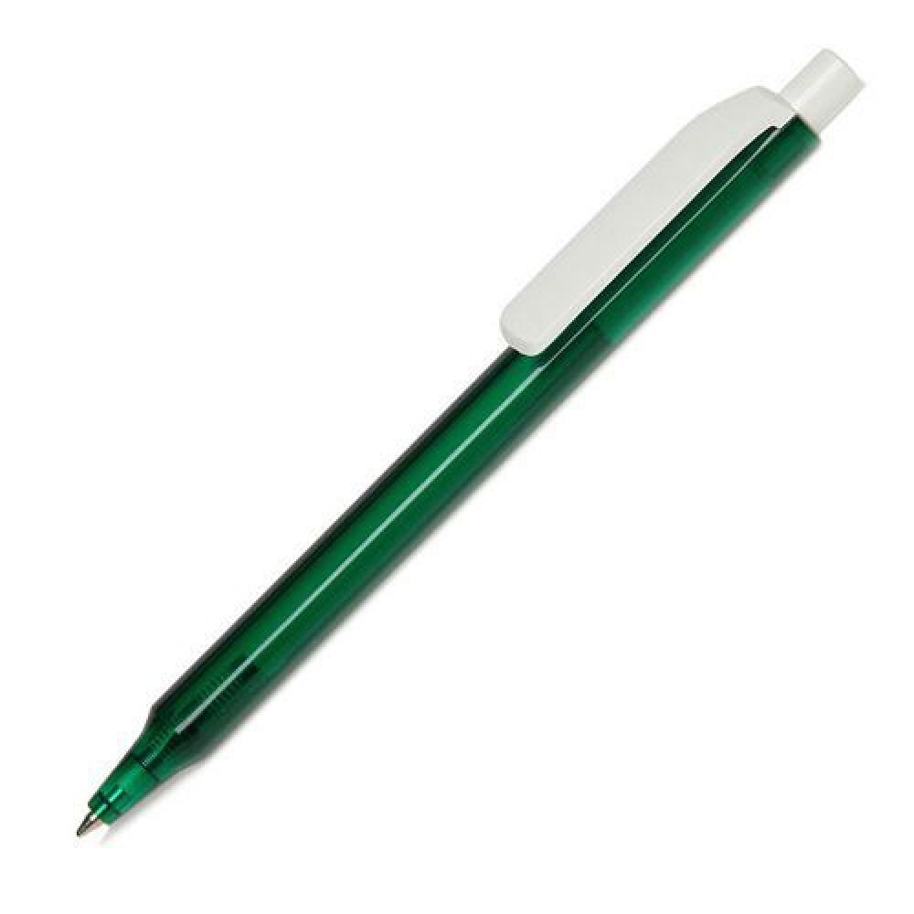 Ручка с названием ES1 от производителя Prodir в пластиковом, прозрачном, цветном корпусе, 750111, под логотип