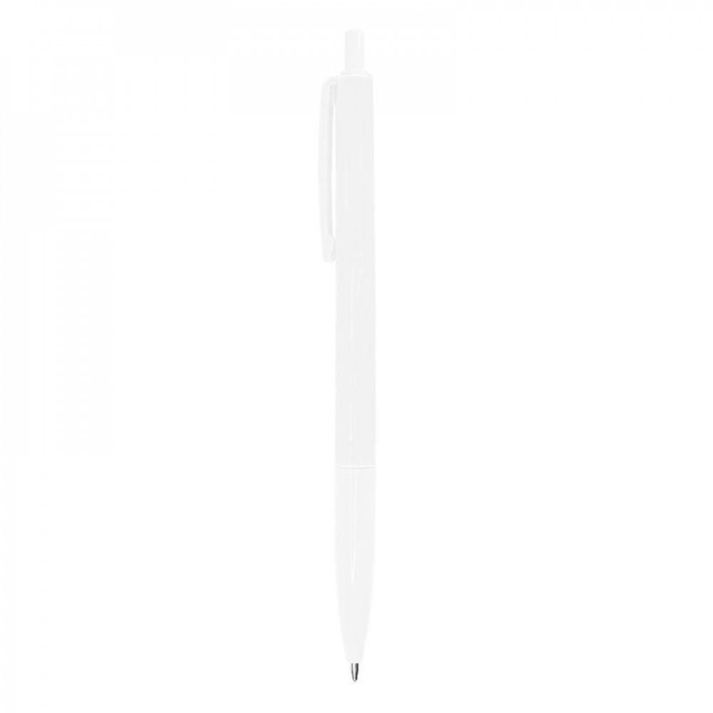 Качественная и простая ручка с названием Thin Pen, с цветным клипом и наконечником под печать