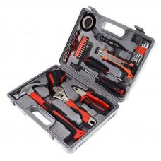 Надійний набір інструментів під друк, з назвою MASTER PRO, з міцної сталі, включає 34 предмета, в кейсі, 3000TS