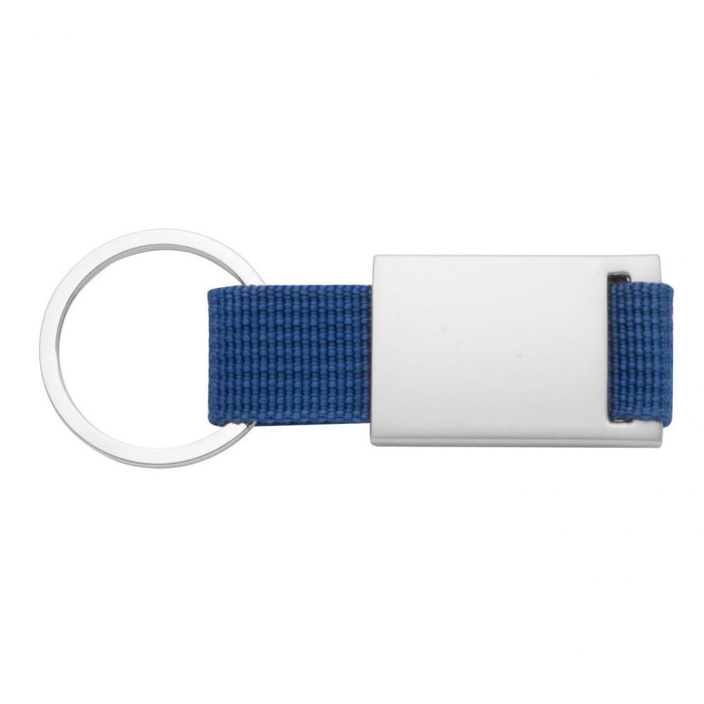 Брелок для ключей Ribbon с цветным ремешком