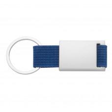 Брелок для ключів Ribbon з кольоровим ремінцем