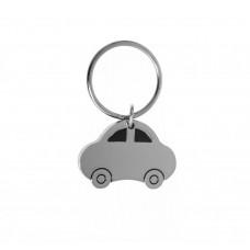 Брелок металлический в форме машины для ключей Car