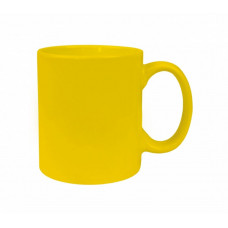 Чашка керамічна євроциліндр Economix promo