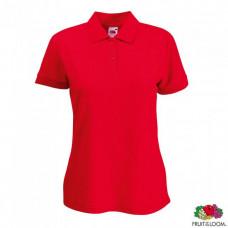 Теніска-поло 'Lady-Fit Polo 65/35' (Fruit of the Loom) 063212