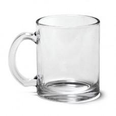 Чашка скляна ТМ Бергамо 820150