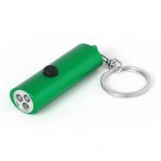 Компактний LED ліхтарик в кольоровому корпусі з металу, LD1030, під нанесення