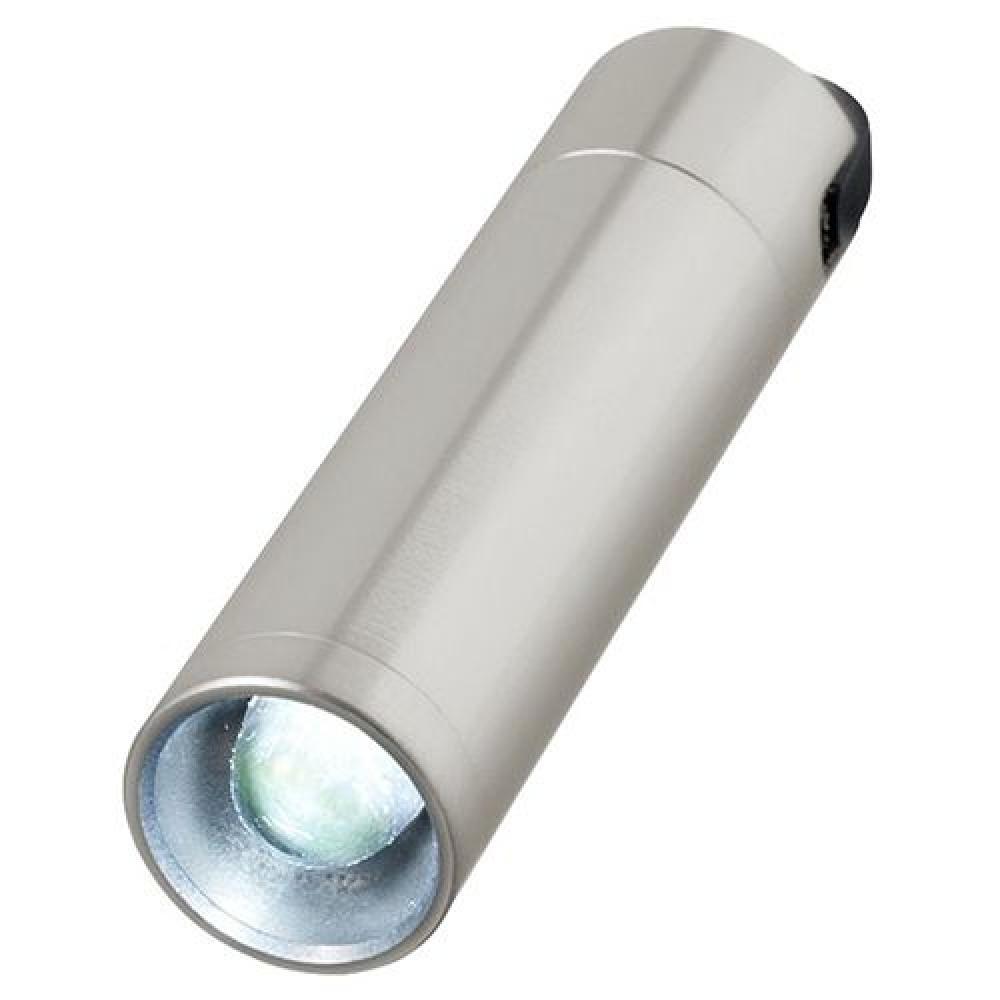 Фонарик-брелок из металла с LED технологией 'Radar' (Marksman) 104202 под логотип