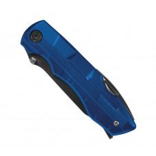 Універсальний ніж, мультитул з металу, з назвою Blade, 7 в 1, в комплекті набір біт і чохол, під логотип