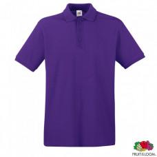 Теніска 'Premium Polo' (Fruit of the Loom) 063218