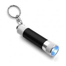 Брелок-ліхтарик з кольоровим корпусом під лазерне гравіювання 954845