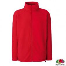Толстовка 'Full Zip Fleece' (Fruit of the Loom) 062510