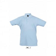 Рубашка поло SOL'S SUMMER II KIDS 113441